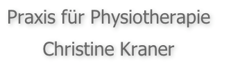 Praxis für Physiotherapie 